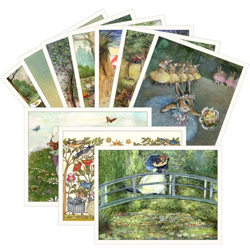 Assorted Note Cards (Pack of 10)